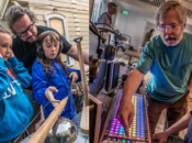 """""""Touch The Gear"""" Hands-On Music Night & Instrument Inventor Meet & Greet 