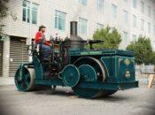 2019 Roadworks Steamroller Printing Festival | SF