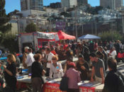 """National Night Out"" Duboce Park Block Party 