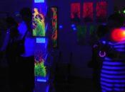 Halloween Night: Glow-in-the-Dark Black Light Art Show | Alameda