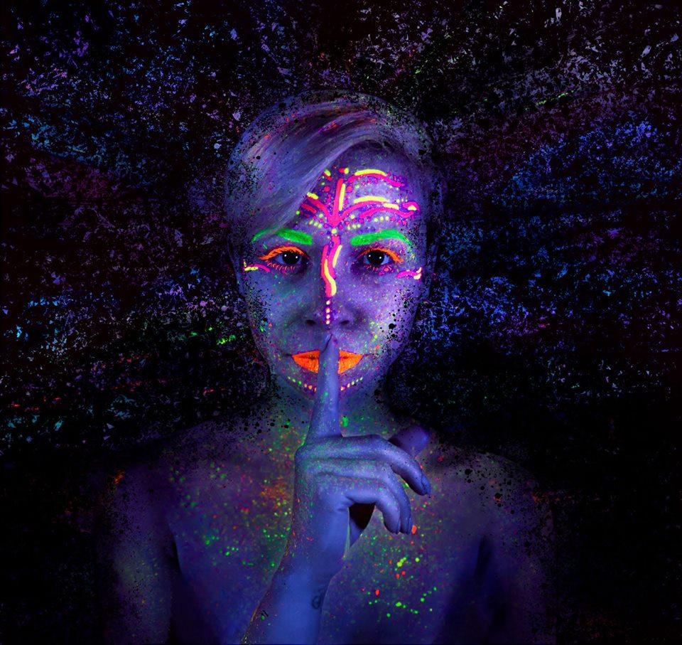 6th Glow In The Dark Black Light Art Show 2019