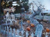 Oakland's Epic Halloween Yard Haunt & DIY Puppet Show | East Bay