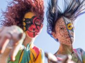 San Francisco's 3rd Annual Body Painting Day & Nude March | SF