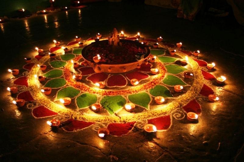 2018 Quot Diwali Quot Festival Of Lights Celebration Sf