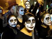2017 Dia de los Muertos Procession | SF