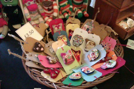 Holiday Craft Fairs Maine