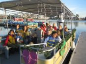 Water Sleigh Rides & Caroling on Lake Merritt | Oakland