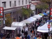 Christmas Eve Telegraph Avenue Holiday Street Fair | Berkeley