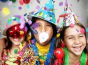 Countdown To Noon: 2019 Kid-Style Celebration | Menlo Park
