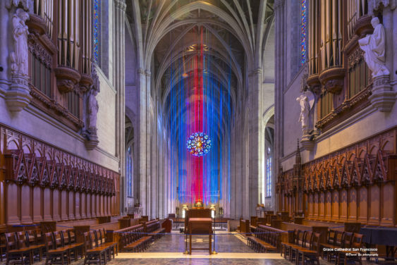 Grace Cathedral's Free Arts Festival