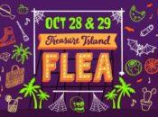 Treasure Island Flea: Spook-tacular Halloween Market & Costume Party