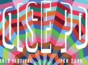Noise Pop 2019 Music Festival Badge | February 25 - March 3