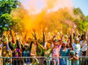 Stanford's 2019 Holi: The Bay's Biggest Color Festival | Opening Day