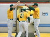 Oakland A's BART Takeover to AT&T Park | Coliseum