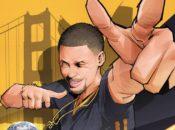 "Final Day: ""Dubz Against the World"" Warriors & NBA Art Show | SF"