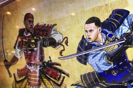 Quot Dubz Against The World Quot Epic Nba Art Show