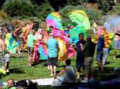 Flagging in the Park w/ DJ Rotten Robbie | AIDS Memorial Grove