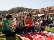 """""""Summer of Love"""" Presidio Picnic: Free Flower Crowns, '60s Cocktails & Classic Rock 