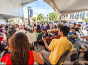 2019 Redwood Symphony Concert in the Park Kick Off | Redwood City