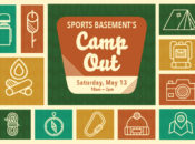 Sports Basement's Camp Out: Raffle, Demos & Complimentary Beer | Berkeley