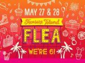 """Treasure Island Flea"" 6th Birthday Bash"