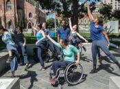 """Occupy"" Axis Dance Company Show | Yerba Buena Gardens"
