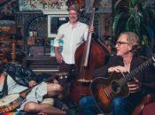 Original Folk Music with Evie Ladin Band   Yerba Buena Gardens