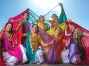Non Stop Bhangra For Kids: Traditional Punjabi Folk Dance | Yerba Buena Gardens