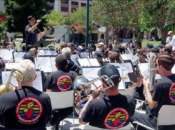 San Francisco Lesbian/Gay Freedom Band: Yerba Buena Gardens Festival | SF