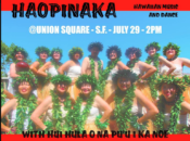 Traditional Hawaiian Concert: Haopinaka & Hula Dancers | Union Square Live