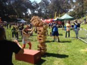 Giant-Sized Games in the Park | SF