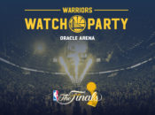 Warriors' NBA Finals Game 4 Watch Party at Oracle | Oakland