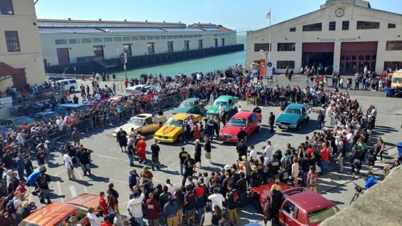 Epic Lowrider Cruise Car Hopping Contest SF - Lowrider car show san francisco 2018
