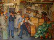 LaborFest 2018: Coit Tower Mural Guided Tour | SF