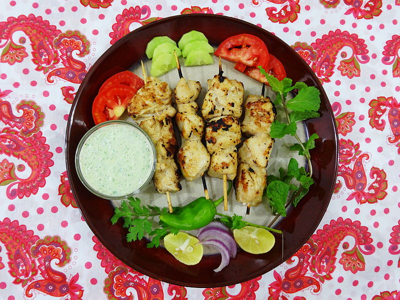 Is Mediterranean Food Different From Indian