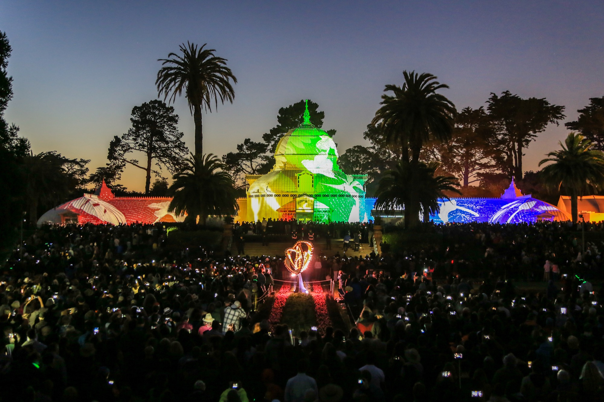 Free Cheap Sf >> Conservatory Lighting & Free Summer Solstice Concert | Golden Gate Park