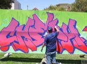 2018 Urban Youth Graffiti Arts Festival | SF