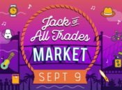 """Jack of All Trades"" Indie Craft & Antique Market | Jack London Square"