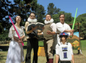 Star Wars vs. Shakespeare: Free Outdoor Theatre Mash-Up | SF