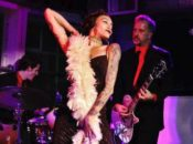 """""""Sinister Twist"""" Sultry July 4th Rock 'n' Roll Burlesque   Boom Boom Room"""