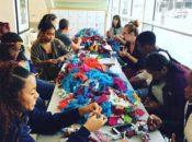 Sites Unseen Art Launch: Crochet Jam & Zine Making Workshop   SoMa