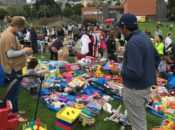 21st Annual Duboce Park Tag Sale | SF