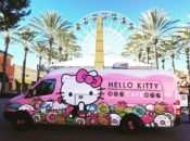 Hello Kitty Truck Comes Back to SF | Stonestown