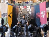 """Visit HBO's Pop-up """"Game of Thrones"""" Mini-Museum in SF 