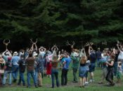 "2018 ""Abbots Bromliad"" Antler Dance & Meadow Picnic 