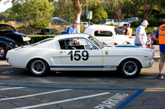 Th Annual Orinda Classic Car Show East Bay - Classic pony car shows