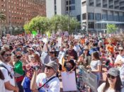SF's Anti-Facism Rally | Justin Herman Plaza