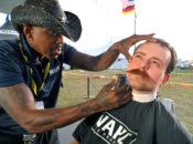 SF's 30-Foot Mobile Barbershop: Free Beard & 'Stache Trims | Pier 39