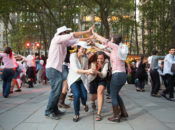 Noe Valley Town Square Dance & Pie Eating Contest | SF