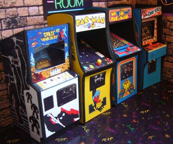 Playcrafting Pop Up Mini Arcade Amp Game Demos Sf